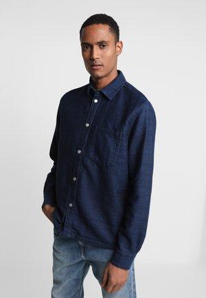 WISE SHIRT WAVY - Shirt - blue