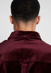 Weekday - LOA  SHIRT - Camisa - burgundy - 3