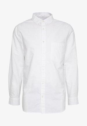 HENNING OXFORD SHIRT - Skjorter - white