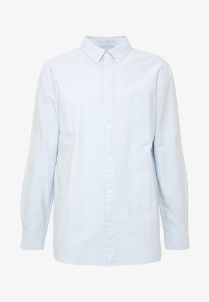 HENNING - Camicia - blue light