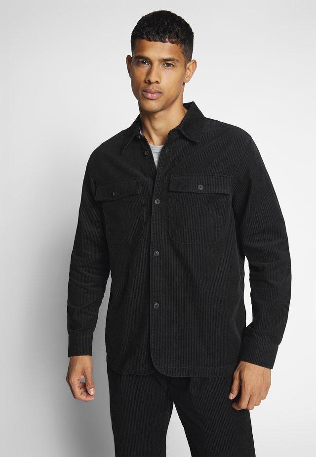DALTON - Shirt - black