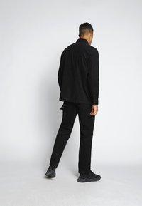Weekday - DALTON - Camicia - black - 2