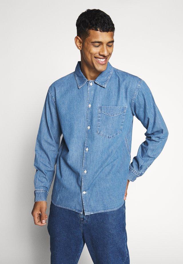 Skjorte - dream blue