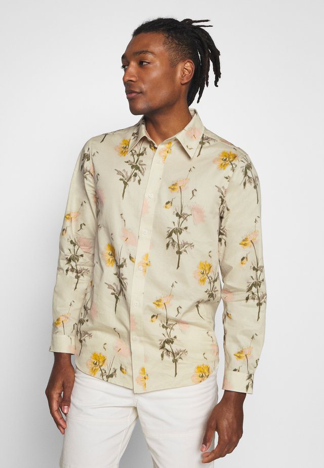 KENT SHIRT - Hemd - beige