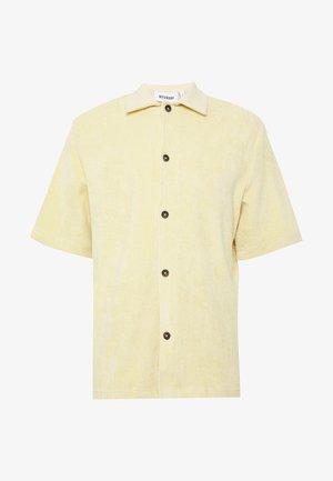 GILBERT SHORTSLEEVE SHIRT - Košile - beige