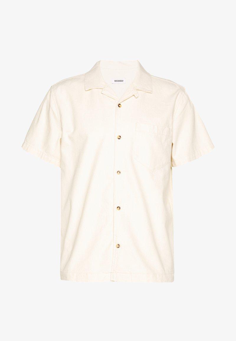 Weekday - DUO - Shirt - ecru