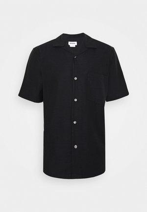 CHILL SHORTSLEEVE  - Skjorter - black