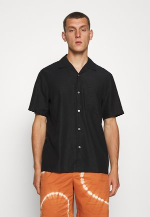 CHILL SHORTSLEEVE  - Košile - black