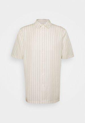 KIAN STRIPED - Shirt - white