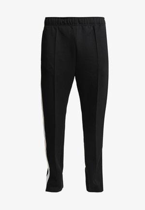 LOCAL - Teplákové kalhoty - black