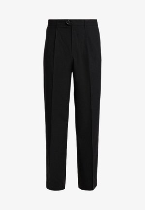CONRAD TROUSERS - Broek - black