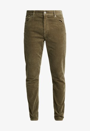 SUNDAY TROUSER - Pantalon classique - green
