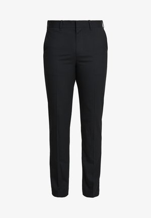 BODIE SUIT TROUSERS - Tygbyxor - black