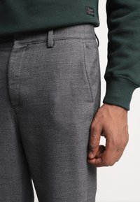 Weekday - ARVID TROUSERS - Trousers - dark grey - 3