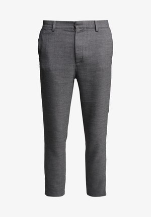 ARVID TROUSERS - Trousers - dark grey