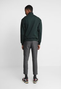 Weekday - ARVID TROUSERS - Trousers - dark grey - 2