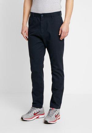 KAJ - Pantalones chinos - navy