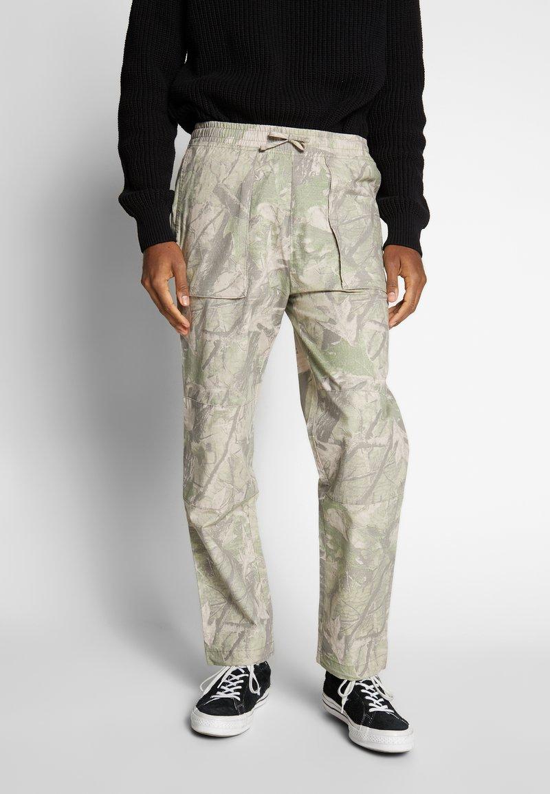Weekday - NOAH WORKER TROUSERS - Kalhoty - multicoloured