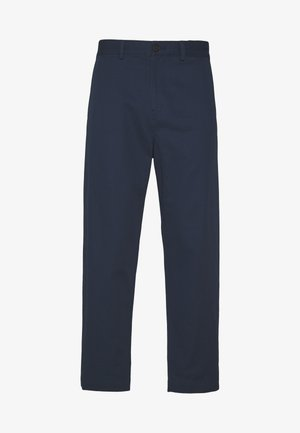 MADISON TROUSER - Stoffhose - navy