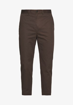 MADISON TROUSER - Trousers - brown