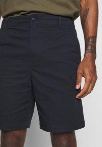 Weekday - CHRISTOPHER - Shorts - navy - 4