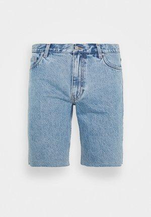 SUNDAY  - Shorts di jeans - pen blue