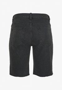Weekday - SUNDAY  - Shorts di jeans - mine black - 1