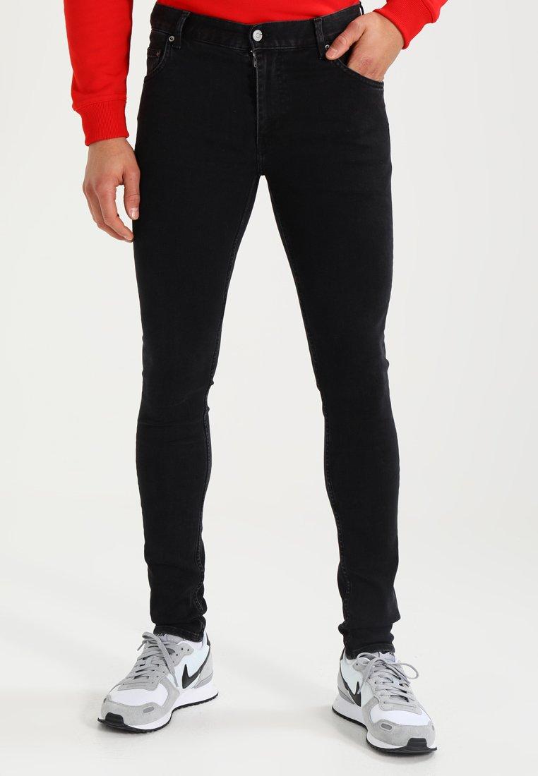 Weekday Black Skinny Tuned FormJeans FormJeans Weekday Skinny MUzVpS