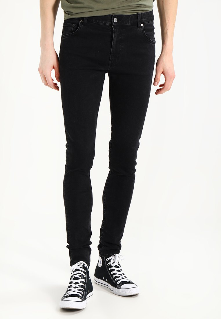 Weekday - FRIDAY - Jeans Slim Fit - tuned black