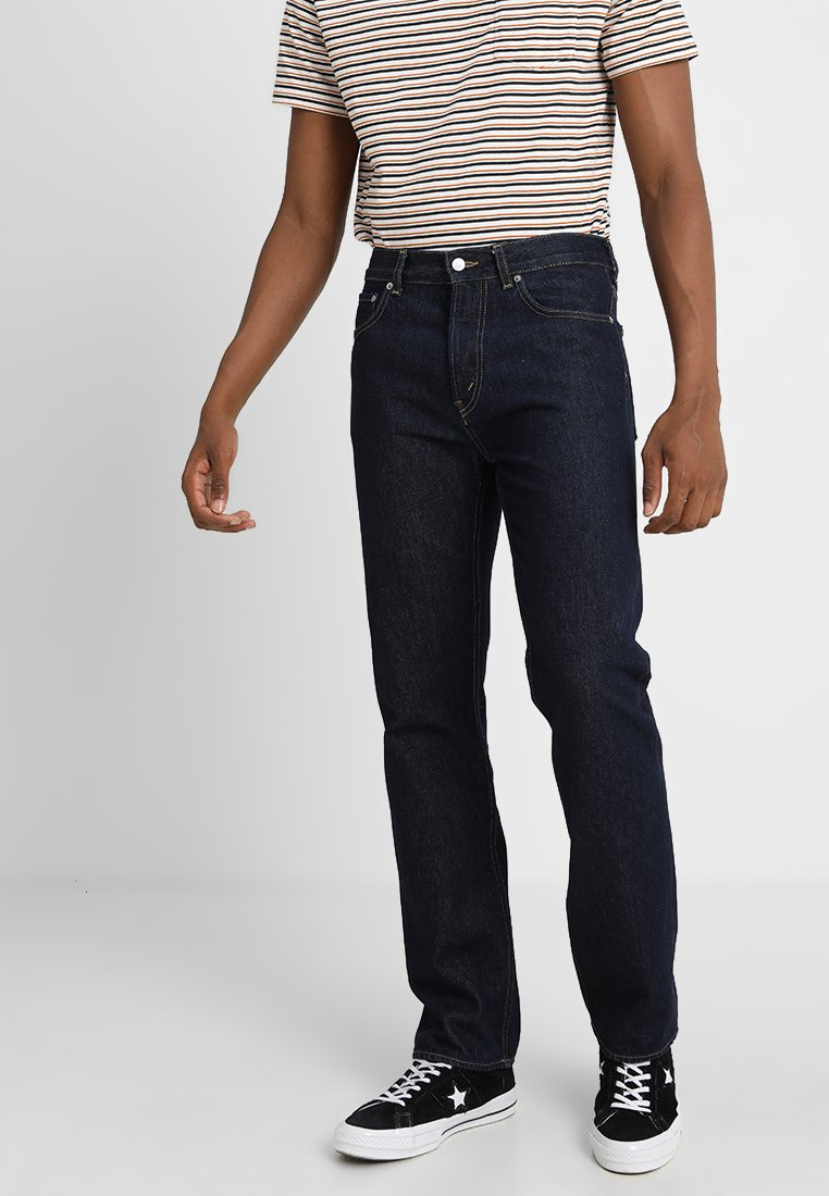 Weekday - LANE - Jeans Straight Leg - rinsed denim