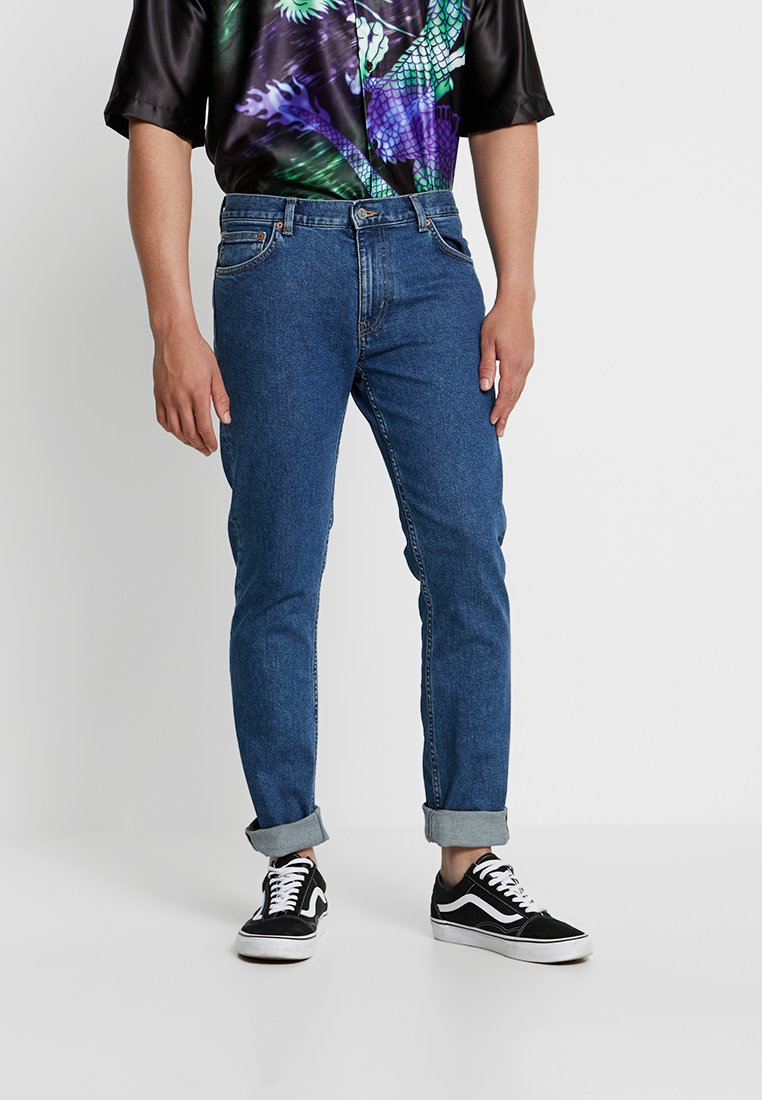Weekday - FRIDAY - Jeans Slim Fit - denver blue