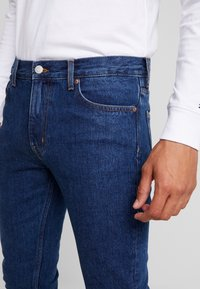 Weekday - ALLEY NON STRETCH FIT - Jeans Slim Fit - state blue - 3