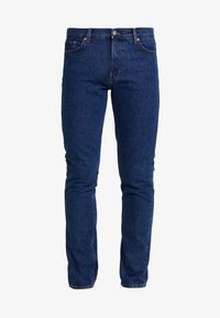 Weekday - ALLEY NON STRETCH FIT - Jeans Slim Fit - state blue - 4