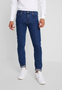 Weekday - ALLEY NON STRETCH FIT - Jeans Slim Fit - state blue - 0