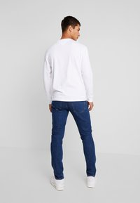Weekday - ALLEY NON STRETCH FIT - Jeans Slim Fit - state blue - 2