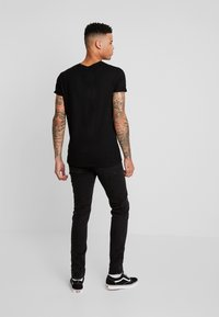 Weekday - FRIDAY - Jeans slim fit - tuned black - 2