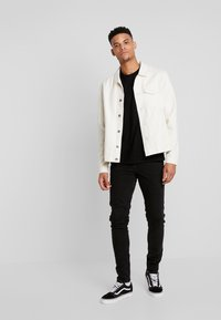 Weekday - FRIDAY - Jeans slim fit - tuned black - 1