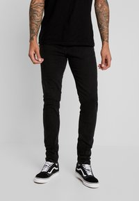 Weekday - FRIDAY - Jeans slim fit - tuned black - 0