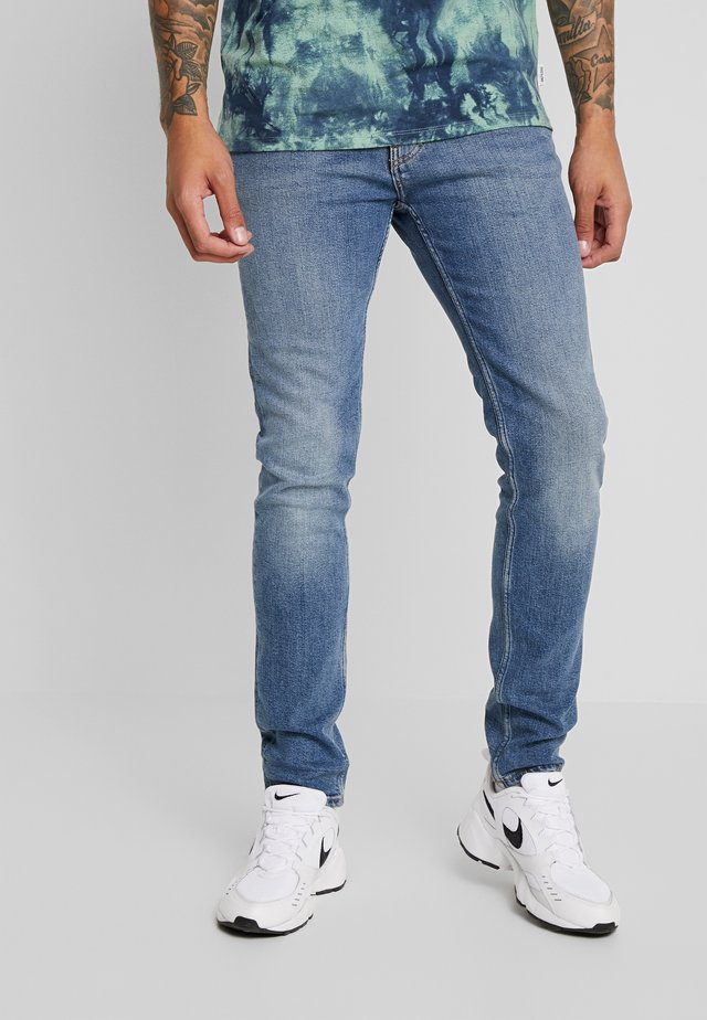 FRIDAY - Jeans slim fit - marfa blue