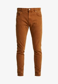 Weekday - CONE CANION - Jeans slim fit - brown - 5