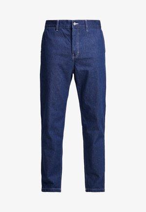 SACK RINSE - Straight leg -farkut - blue