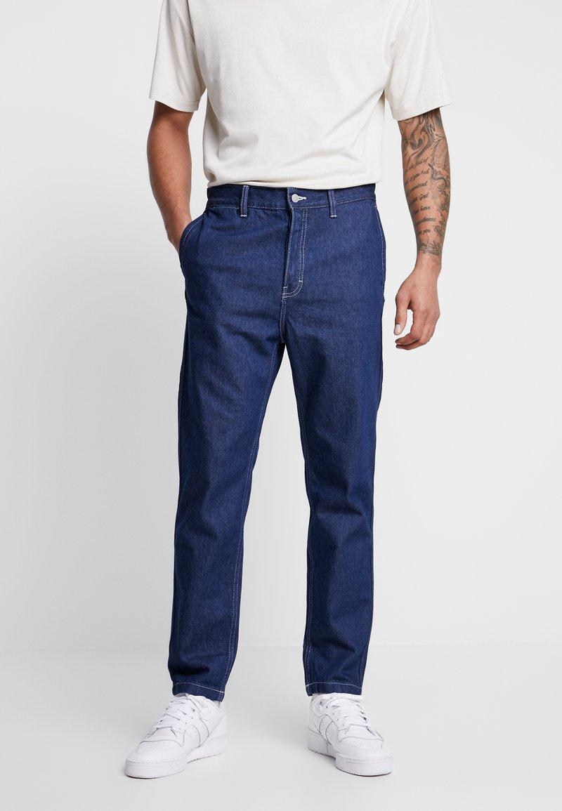 Weekday - SACK RINSE - Jeans Straight Leg - blue