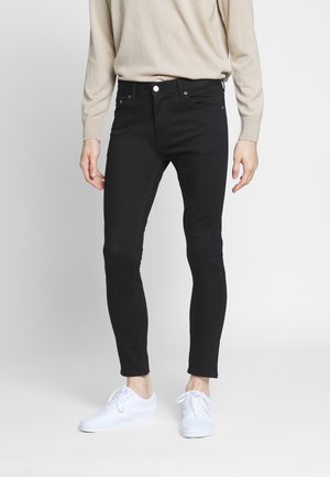 Jeans slim fit - stay black