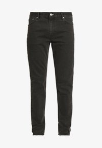 Weekday - SUNDAY - Jeans straight leg - tuned black - 4