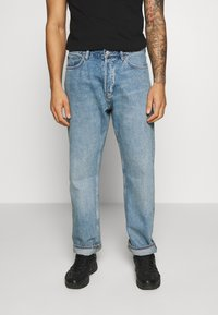 Weekday - SPACE SEVEN - Relaxed fit jeans - seven blue - 0