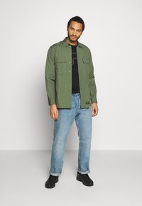 Weekday - SPACE SEVEN - Relaxed fit jeans - seven blue - 1