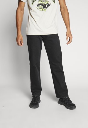 SPACE SEVEN - Relaxed fit -farkut - tuned black