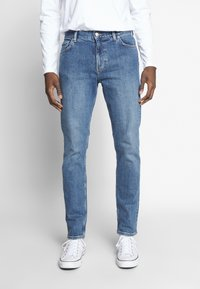 Weekday - SUNDAY - Slim fit jeans - blue - 0