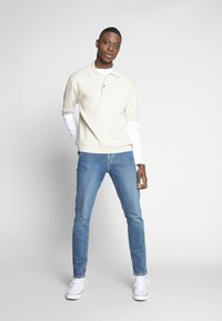 Weekday - SUNDAY - Slim fit jeans - blue - 1