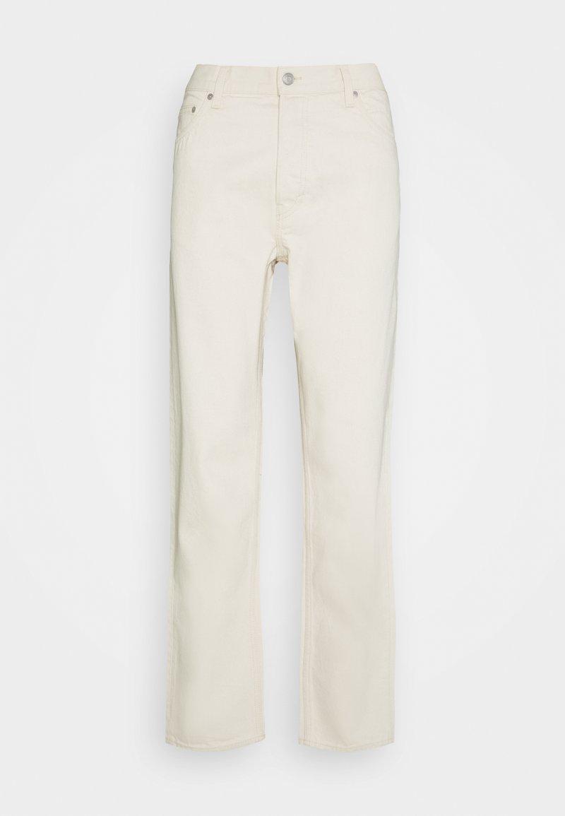 Weekday - BARREL PEN - Jeans baggy - ecru